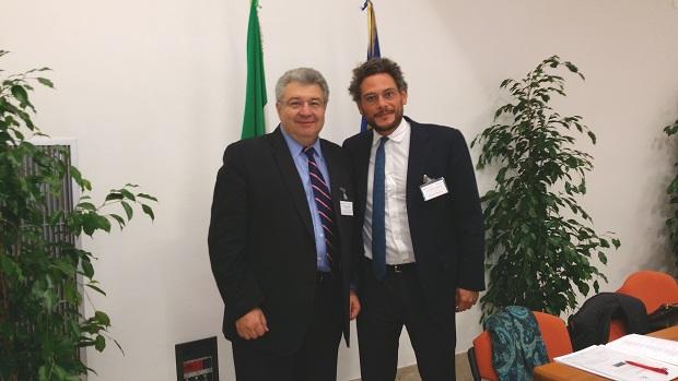 2014 President Martone